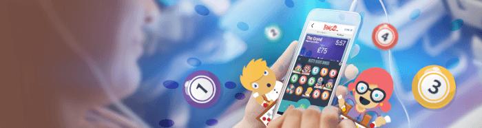 bingo i mobilen