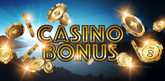 du får en massa fördelar av en casino bonus